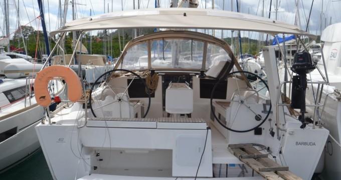 Boat rental Saint George's cheap Dufour 412 Grand Large