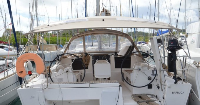 Hire Sailboat with or without skipper Dufour Saint George's
