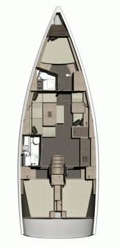 Boat rental Dufour Dufour 412 Grand Large in Komolac on Samboat