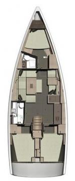 Boat rental Dufour Dufour 412 Grand Large in Seget Donji on Samboat