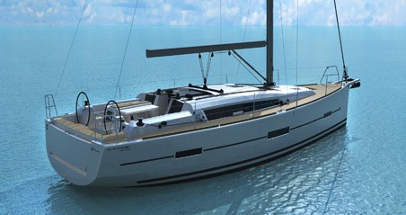 Boat rental La Paz cheap Dufour 412 Grand Large