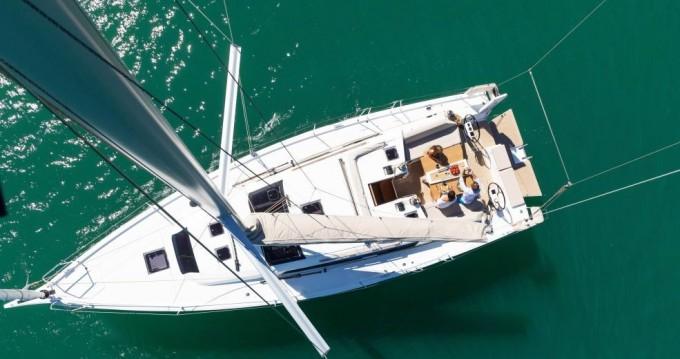 Boat rental Saltsjöbaden cheap Dufour 430 GL