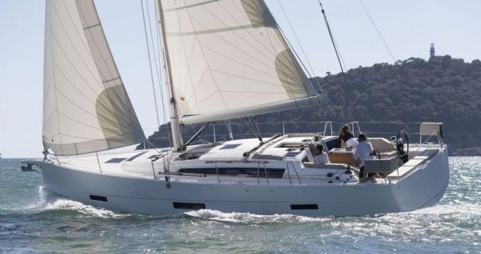 Boat rental Ionian Islands cheap Dufour 430 GL