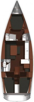Dufour Dufour 445 GL between personal and professional Saint-Mandrier-sur-Mer