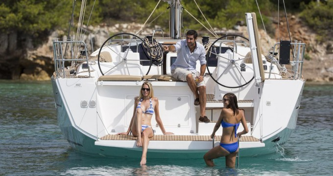 Boat rental Dufour Dufour 460 Grand Large in Jolly Harbour on Samboat