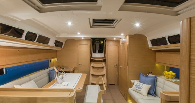 Boat rental Jolly Harbour cheap Dufour 460 Grand Large