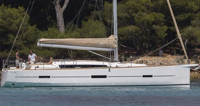 Boat rental Dufour Dufour 460 Grand Large in Le Marin on Samboat