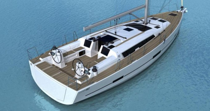 Dufour Dufour 460 Grand Large between personal and professional Nassau