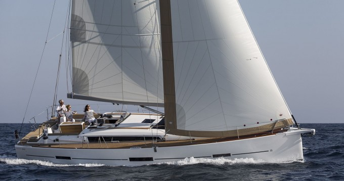Dufour Dufour 460 Grand Large between personal and professional Kotor