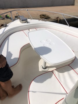 B2 Marine Cap Ferret 650 Open between personal and professional Ajaccio