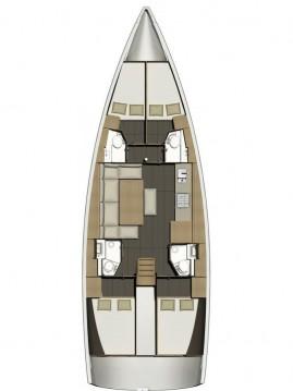 Boat rental Saint-Mandrier-sur-Mer cheap Dufour 460 Grand Large