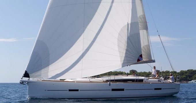 Boat rental Bas du Fort cheap Dufour 460 Grand Large