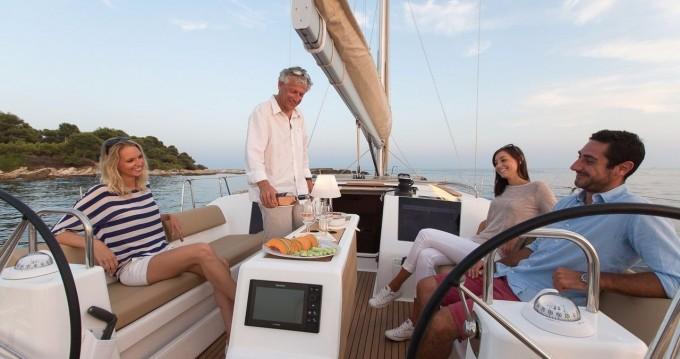 Rental yacht Bas du Fort - Dufour Dufour 460 Grand Large on SamBoat