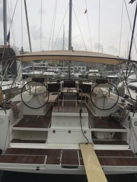 Rental Sailboat in Marina San Miguel - Dufour Dufour 512 Grand Large