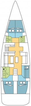 Dufour Dufour 512 Grand Large between personal and professional Saint-Mandrier-sur-Mer