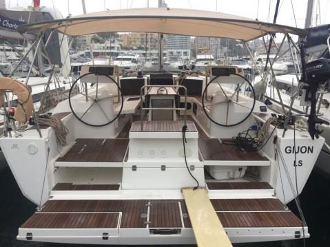 Rental Sailboat in Palma de Mallorca - Dufour Dufour 512 Grand Large