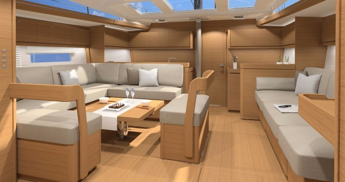 Dufour Dufour 520 Grand Large between personal and professional Saint-Mandrier-sur-Mer