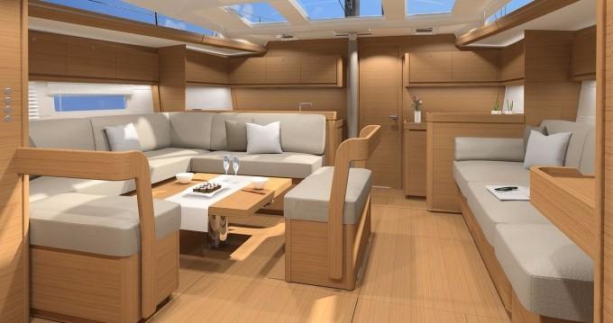 Rental yacht Scrub Island - Dufour Dufour 520 Grand Large on SamBoat