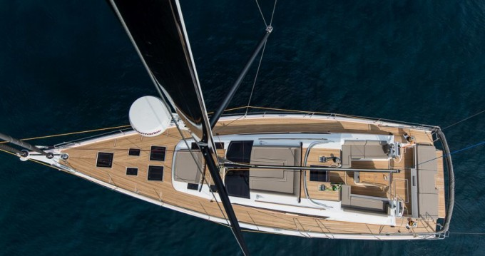 Hire Sailboat with or without skipper Dufour Scrub Island
