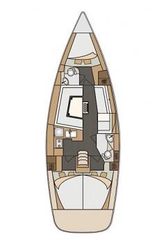 Rental Sailboat in Pomer - Elan Impression 40