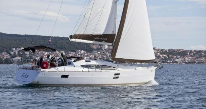 Boat rental Elan Impression 40 in Pomer on Samboat