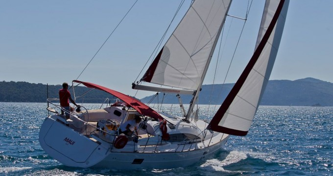 Rental Sailboat in Seget Donji - Elan Impression 45