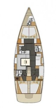 Boat rental Elan Impression 50 in Seget Donji on Samboat