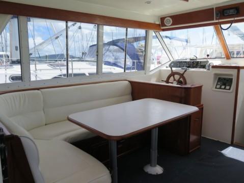 Boat rental Airlie Beach cheap Fairway 36