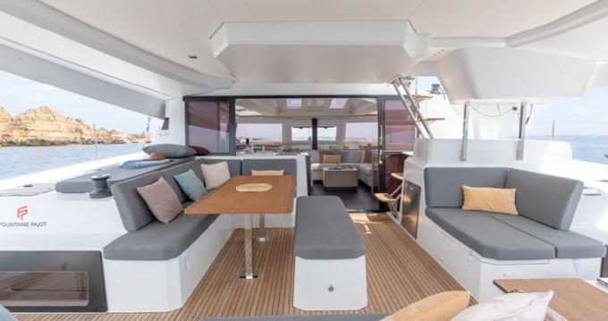 Boat rental Saint Thomas cheap Elba 45