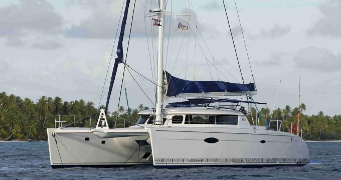 Rental yacht Mahé - Fountaine Pajot Fountaine Pajot Eleuthera 60 - 4 cab. on SamBoat