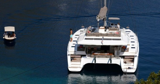 Rent a Fountaine Pajot Fountaine Pajot Ipanema 58 - 6 + 2 cab. Anse Marcel