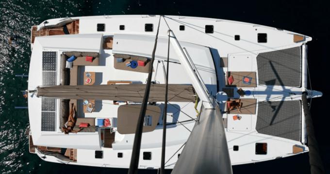 Rental yacht Anse Marcel - Fountaine Pajot Fountaine Pajot Ipanema 58 - 6 + 2 cab. on SamBoat