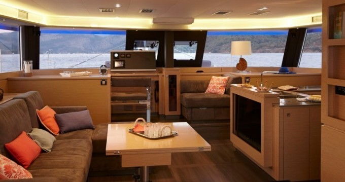 Fountaine Pajot Fountaine Pajot Ipanema 58 - 6 + 2 cab. between personal and professional Anse Marcel
