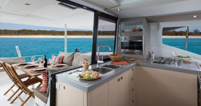 Rent a Fountaine Pajot Lucia 40 Kotor