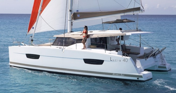 Hire Catamaran with or without skipper Fountaine Pajot Phuket Yacht Haven Marina