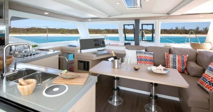 Rental yacht Komolac - Fountaine Pajot Lucia 40 on SamBoat