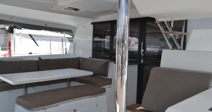 Rental yacht Le Marin - Fountaine Pajot Saona 47 on SamBoat