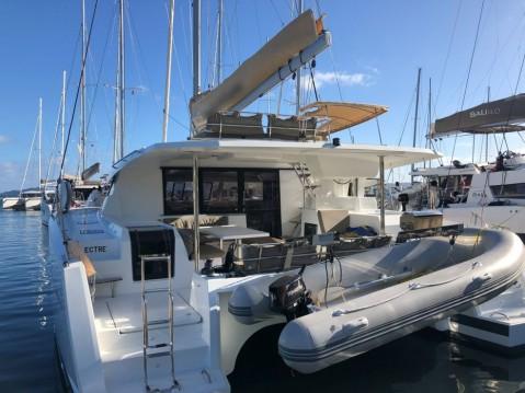 Boat rental Scrub Island cheap Saona 47