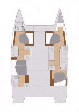 Fountaine Pajot Saona 47 between personal and professional Saint George's