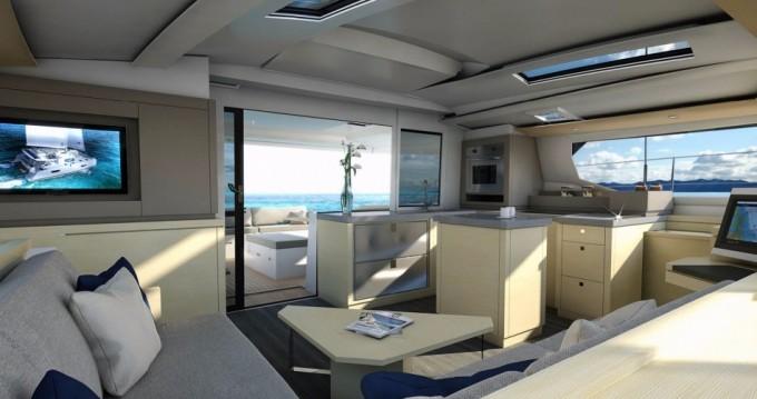 Rental yacht Saint George's - Fountaine Pajot Saona 47 on SamBoat