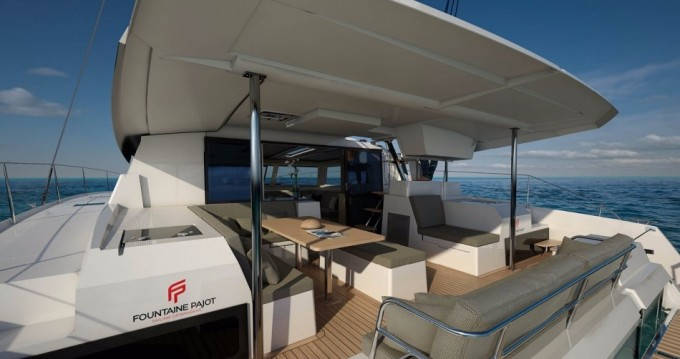 Fountaine Pajot Saona 47 between personal and professional Seget Donji