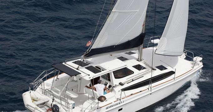 Boat rental La Trinité-sur-Mer cheap Gemini Legacy 35 - 3 cab.