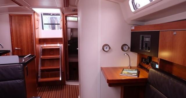 Boat rental Palma de Mallorca cheap Hanse 385