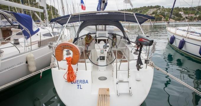 Boat rental Zaton cheap Harmony 38