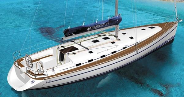 Rental yacht Seget Donji - Harmony Harmony 52 on SamBoat