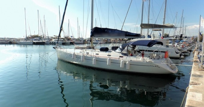 Hire Sailboat with or without skipper Harmony Alimos