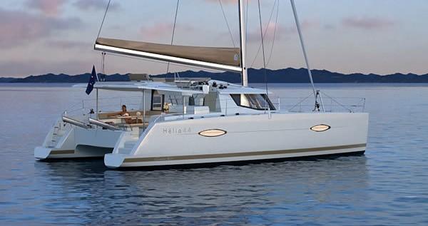 Rental Catamaran in La Paz - Fountaine Pajot Helia 44