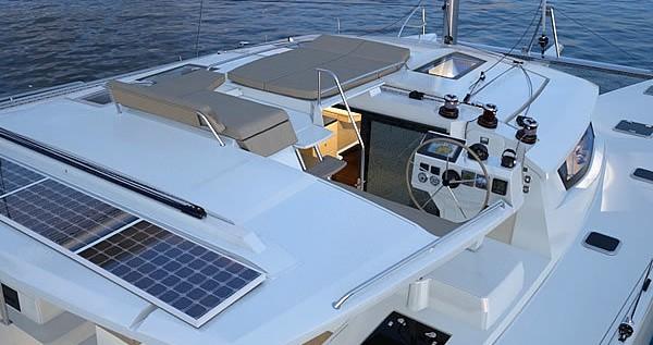 Rental Catamaran in Praslin Island - Fountaine Pajot Helia 44
