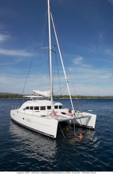 Rental yacht Scrub Island - Lagoon Lagoon 380 on SamBoat