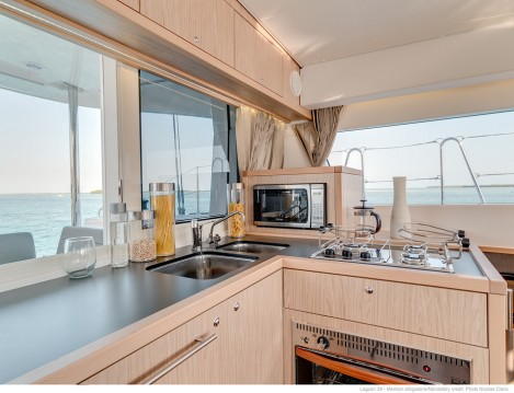 Boat rental Praslin Island cheap Lagoon 39